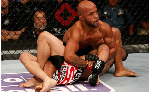 Mighty Mouse: World class fighter has world class coaching.